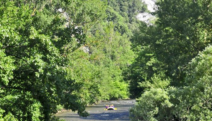 nature environnante de l'Aude dans les Pyrénées
