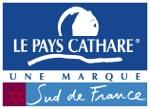 logo du pays cathare une marque Sud de France