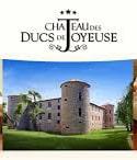 logo du chateau des ducs de joyeuse partenaire sud rafting