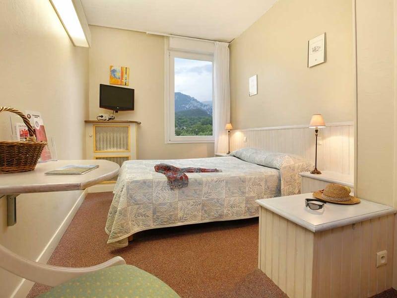 Hotel qui vous accueil lors d'un week-end rafting dans l'Aude